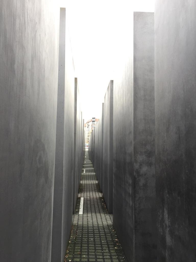 Memoriale per gli ebrei assassinati d'Europa_artisblog