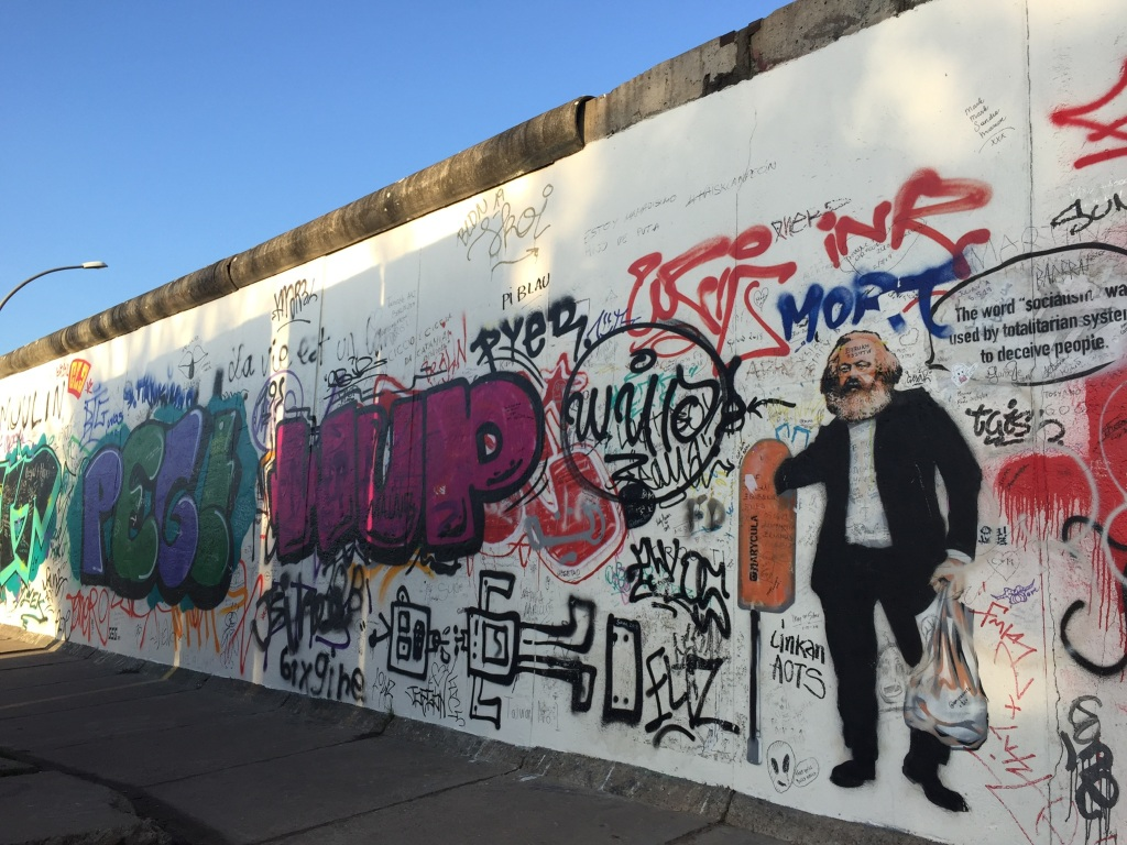 the berlin'swall